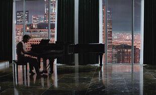 Le penthouse de Christian Grey.