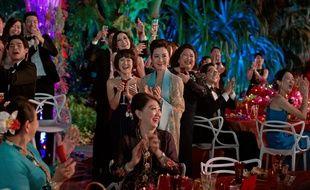 Image extraite du film «Crazy Rich Asians».
