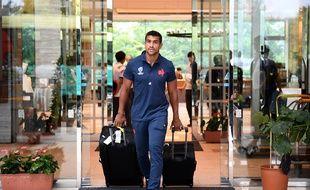 Wesley Fofana, blessé, doit quitter le groupe France à la Coupe du monde de rugby.