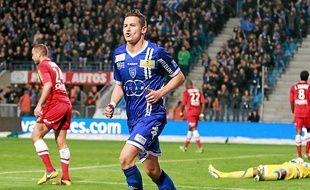Florian Thauvin s'est révélé l'an dernier sous les couleurs de Bastia.