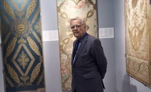 Bernard Pivot était farouchement opposé à la fermeture du musée des tissus de Lyon.
