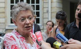 Françoise Barré-Sinoussi en 2010 à Paris.
