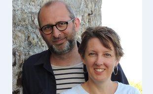 Thierry et Emmanuelle Boizet ont crée ensemble la maison d'édition Finitude