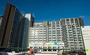 Hôpital Gustave-Roussy à Villejuif.