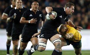 La Nouvelle-Zélande face à l'Australie, le 6 août 2011