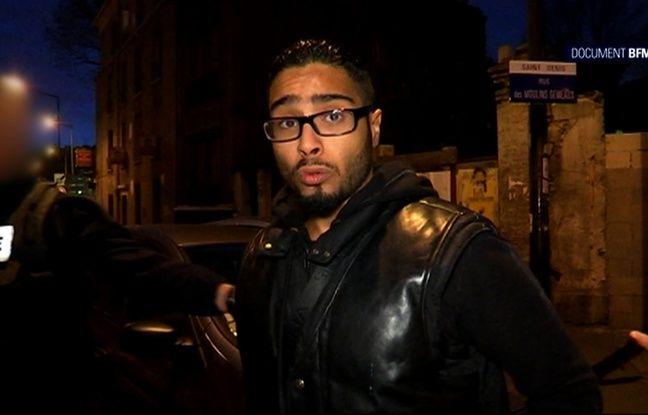 Jawad Bendaoud, l'homme qui a logé les terroristes dans un appartement de Saint-Denis