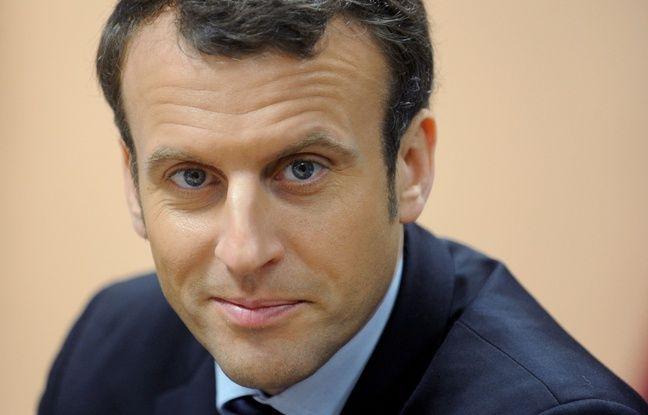 Macron, qui n'est pas candidat à la primaire à gauche, s'est prononcé pour une dépénalisation du cannabis.