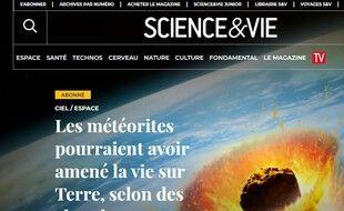 """La quasi totalité des journalistes de """"Sciences et Vie"""" a démissionné."""