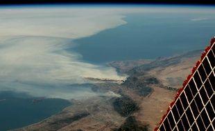 La planète Terre vue depuis l'espace (image d'illustration).