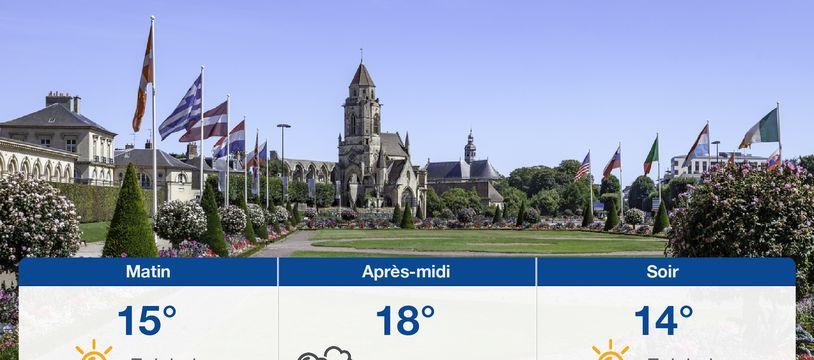 Météo Caen: Prévisions du jeudi 24 juin 2021