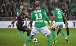 Metz domine à Sainté