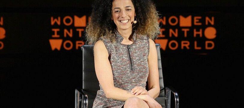 La journaliste Masih Alinejad à New York, en avril 2016.