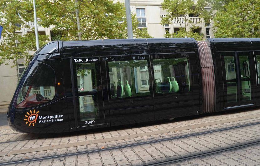 Montpellier : Dix-huit mois de prison ferme pour avoir menacé de mort les contrôleurs du tramway