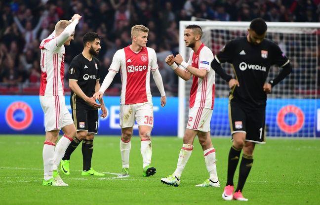 Ajax-OL: Pourquoi le fiasco lyonnais à Amsterdam est finalement tout sauf un hasard dans actualitas dimanche 648x415_ajax-defender-matthijs-de-ligt-c-ajax-midfielder-hakim-ziyech-2ndr-celebrate-the-victory-as-lyon-s