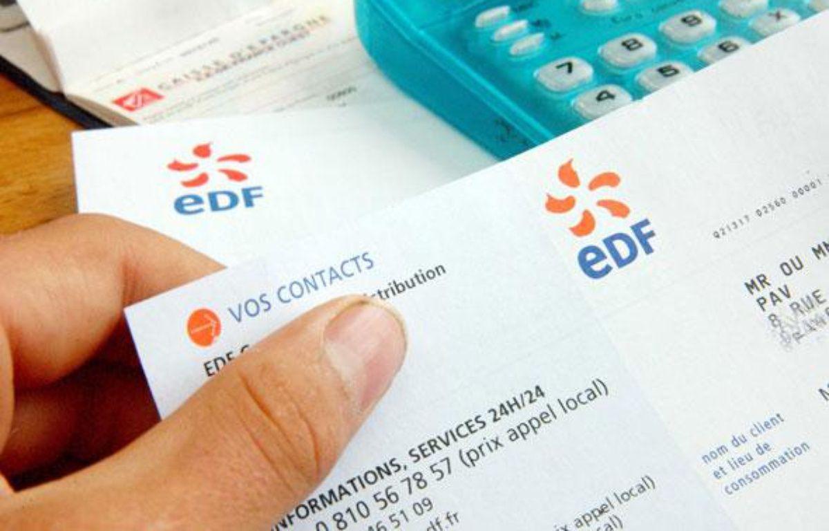 Les tarifs de l'électricité ont augmenté à la mi août. – F. DURAND / SIPA