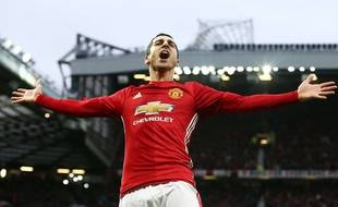 Henrikh Mkhitaryan a marqué son premier but avec Manchester United en championnat ce week-end