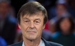 Nicolas Hulot à «L'Emission politique», en novembre 2018.