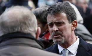 Manuel Valls en novembre 2017.