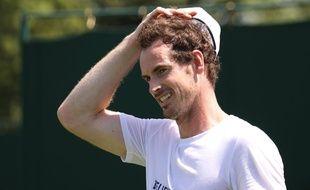 Andy Murray s'est trouvé une partenaire... et pas des moindres.