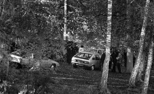 Robert Boulin a ét retrouvé mort le 30 octobre 1979 dans l'étang Rompu de la forêt de Rambouillet.
