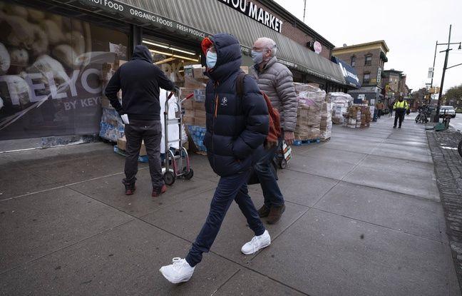 Coronavirus: Les Etats-Unis recommandent le port du masque mais Trump ne l'utilisera pas