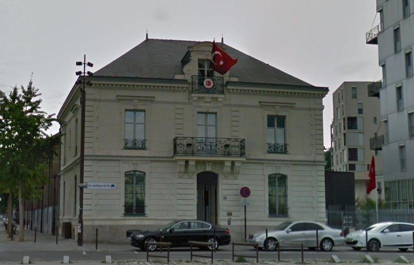 Nantes: Trois personnes interpellées après des dégradations sur le consulat de Turquie
