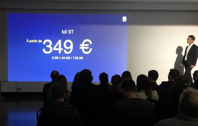 349 euros in 64 GB: Xiaomi continues to praise the prices.