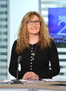 Isabelle Veyrat-Masson, directrice de recherches au CNRS, en 2014 (illustration)