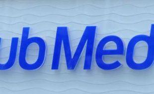 Logo du groupe de tourisme le Club Méditerranée
