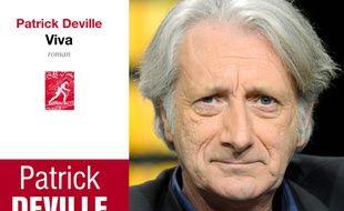 Patrick Deville publie «Viva», aux éditions Seuil.