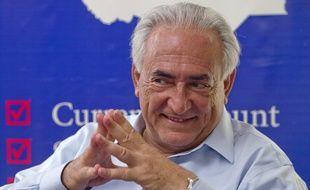 Dominique Strauss-Kahn, en mai 2013.
