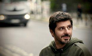 Le chanteur Patrick Fiori