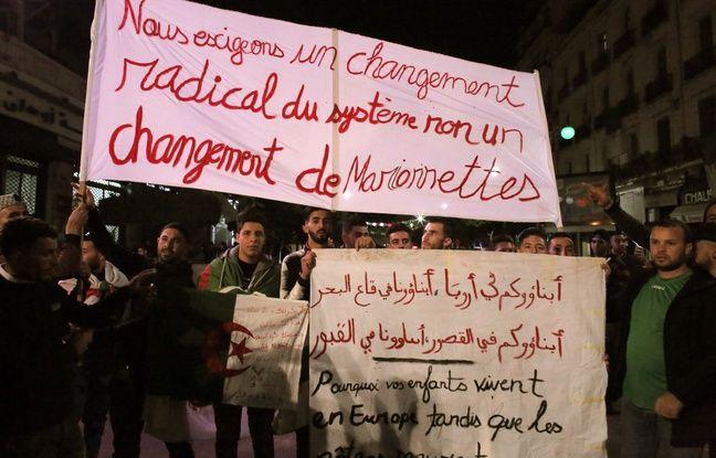 nouvel ordre mondial | Renoncement de Bouteflika: Les étudiants algériens dénoncent une «ruse» du président