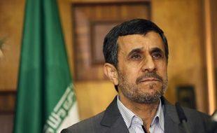 L'ex-président ultraconservateur iranien Mahmoud Ahmadinejad a jeté l'éponge pour l'élection présidentielle de 2017