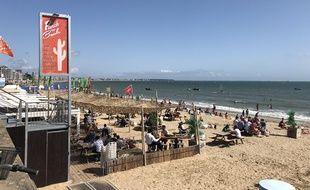 Certaines plages ont déjà réouvert