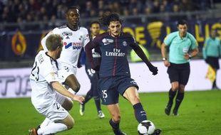 Rabiot a inscrit le deuxième but parisien