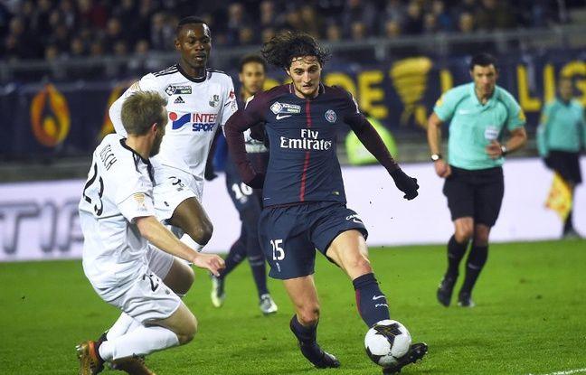 EN DIRECT. Ligue 1: Le PSG veut oublier Guingamp, Amiens veut son maintien... Suivez Amiens-PSG en live avec nous