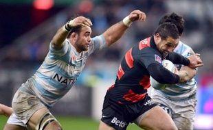 Le Stade Toulousain a rempli sa feuille de route en tête du Top 14 de rugby grâce à sa victoire au Stade de France face au Racing-Métro, tandis que Montpellier s'est invité dans le Top 5 et que les deux clubs basques, Bayonne et Biarritz, sont relégables au terme de la 16e journée.