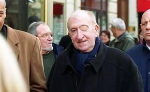 Le général Paul Aussaresses, le 26 novembre 2001