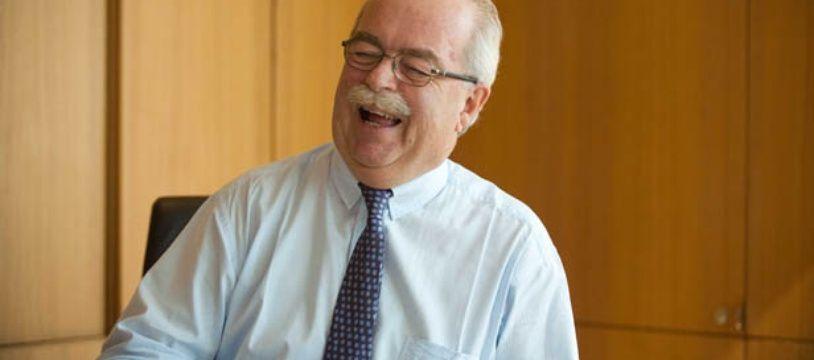 Christophe de Margerie, PDG de Total, décédé das la nuit du 20 au 21 octobre dans le crash de son avion en Russie.