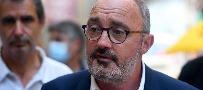 Jean-Laurent Felizia a décidé de maintenir sa liste d'union de la gauche au second tour en Paca.