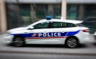 Une patrouille de police à Paris. (Illustration)