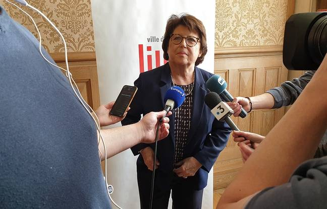 Elections municipales à Lille: Martine Aubry en tête au premier tour, les écolos en embuscade