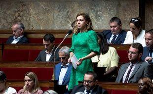 Blandine Brocard, députée La République en marche, le 1er août 2018.