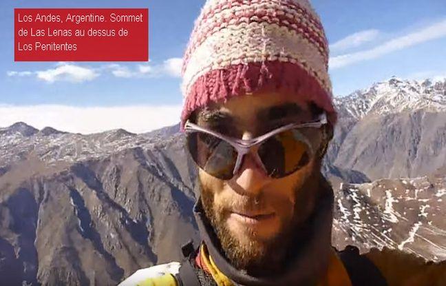 L'Isérois Olivier Peyre, 35 ans, ici en Amérique du Sud.