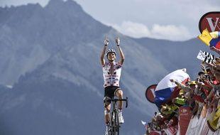 Warren Barguil a remporté sa deuxième victoire d'étape sur le Tour