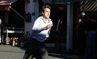 François Cluzet, César 2007 du meilleur acteur pour son interprétation dans Ne le dis à personne, film de Guillaume Canet