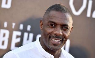 L'acteur Idris Elba, photographié en juillet 2017 à San Diego.