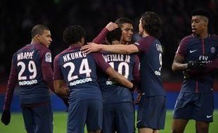 Les Parisiens ont fait exploser Dijon.