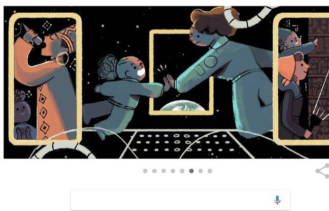 Google met à l'honneur treize femmes ayant marqué l'histoire